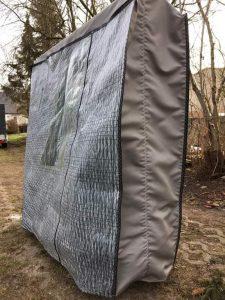 Wetterschutzhaube Outdoor Tischtennisplatte 0011